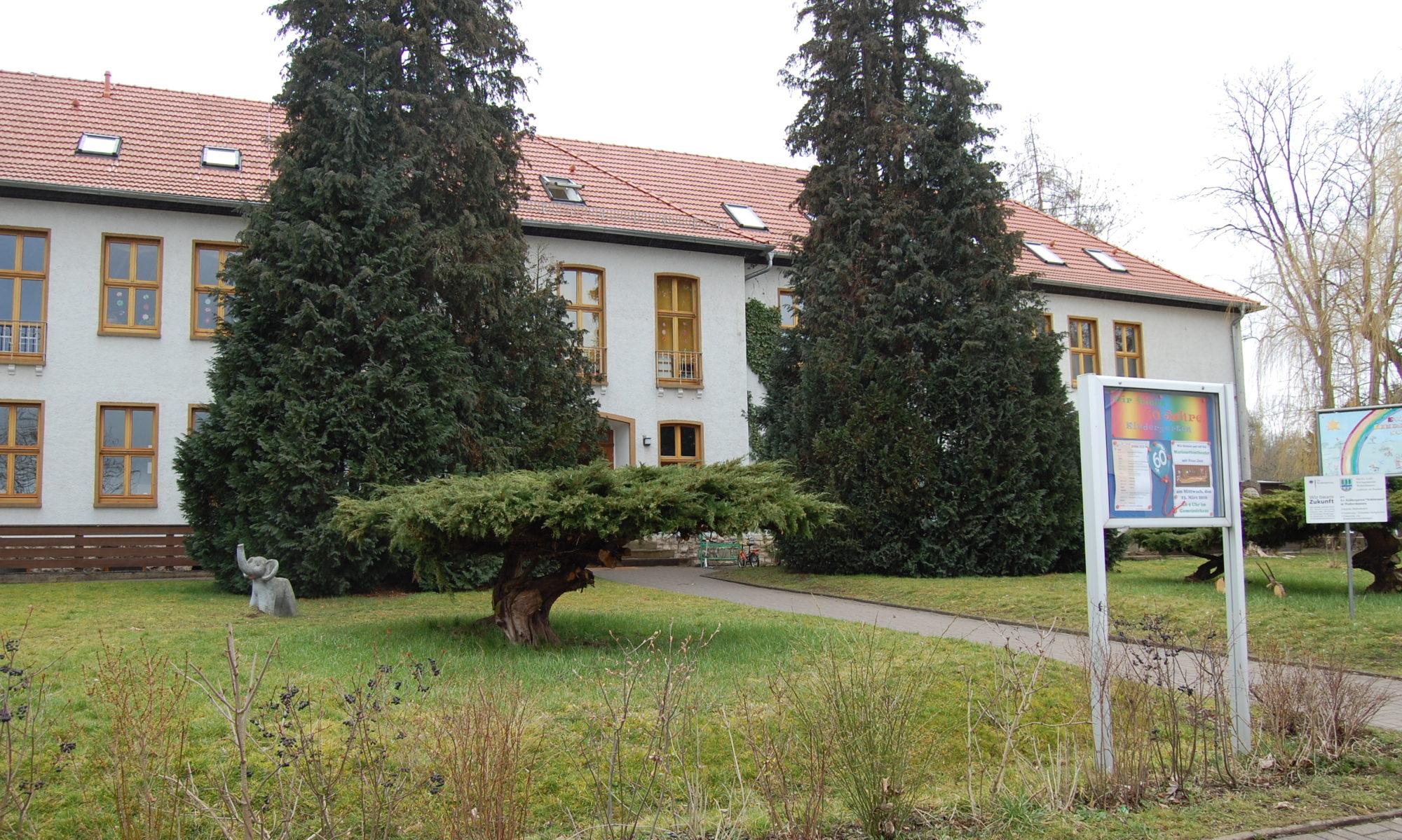 Evangelische Kindertagesstätte Schönrasen